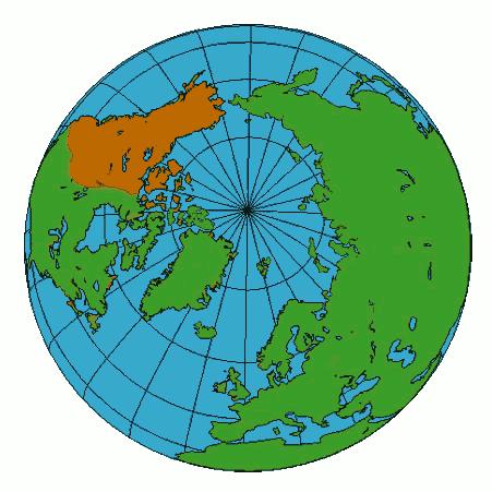 Alaska-Yukon endemic biogeography