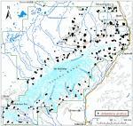 Occurrence map for boreal sagebrush