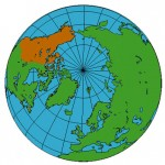 Alaska Yukon endemic distribution on the globe