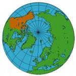 Alaska Yukon endemic distribution on the globe